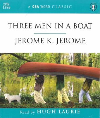 Three Men in a Boat 9781934997024