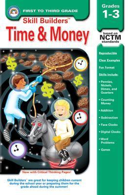 Time & Money, Grades Pk - 3 9781932210811
