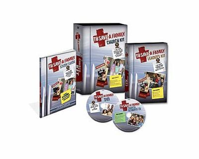 To Save a Family Church Kit [With CDROM and DVD and Leader's Guide, Planning Guide and Study Guide] 9781935541073