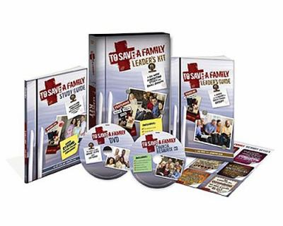 To Save a Family Leader's Kit [With 6 Sticker Sheets and DVD and Leader's Guide and Study Guide and CD/DVD] 9781935541080
