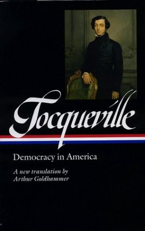 Tocqueville: Democracy in America 9781931082549