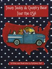 Town Teddy & Country Bear Tour the USA 7802088