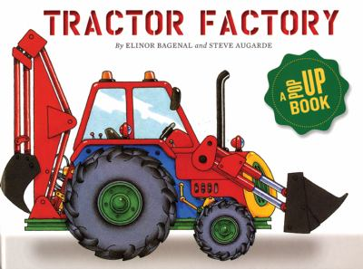 Tractor Factory 9781935021001
