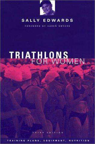 Triathlons for Women 9781931382052