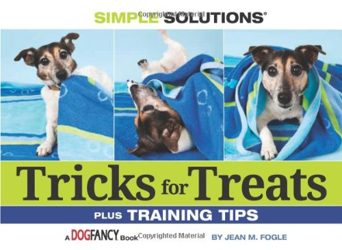 Tricks for Treats: Plus Training Tips 9781935484226