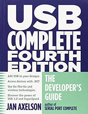 USB Complete: The Developer's Guide 9781931448086