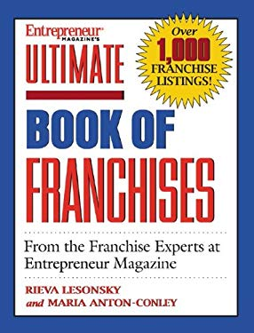 Ultimate Book of Franchises Rieva Levonsky and Maria Anton Conley