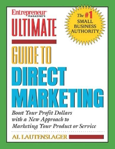Ultimate Guide to Direct Marketing 9781932531718