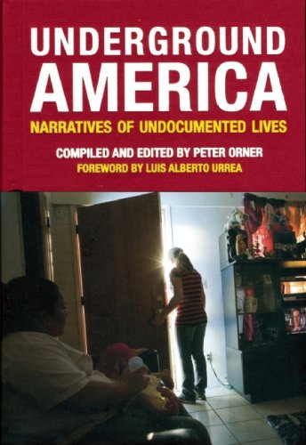 Underground America: Narratives of Undocumented Lives 9781934781159