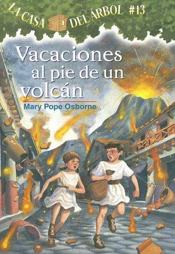 Vacaciones al Pie de un Volcan 9781933032191