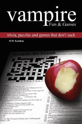 Vampire Fun & Games 9781935628064