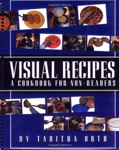 Visual Recipes: A Cookbook for Non-Readers 9781931282901