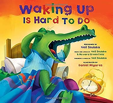 Waking Up Is Hard to Do [With CD (Audio)] 9781936140138