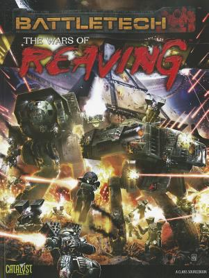 The Wars of Reaving 9781934857854