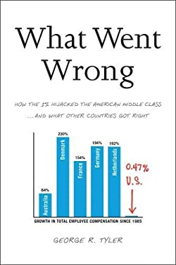 What Went Wrong: How the 1% Hijacked America 9781937856717