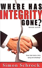 Where Has Integrity Gone? 8805091