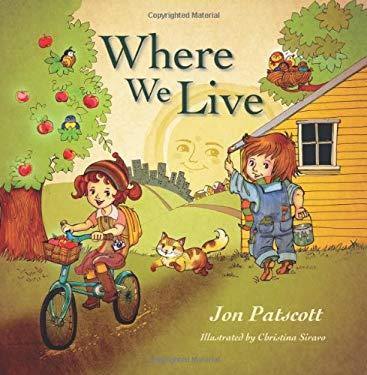 Where We Live 9781935905004