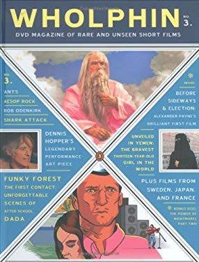 Wholphin: Number 3: DVD Magazine of Rare and Unseen Short Films 9781932416725