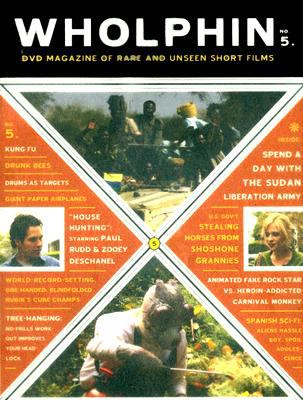 Wholphin No. 5: DVD Magazine of Rare and Unseen Short Films 9781932416787