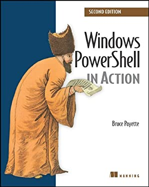 Windows PowerShell in Action 9781935182139