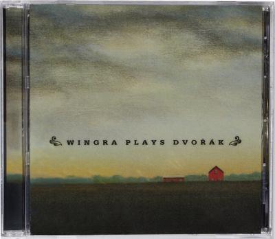 Wingra Plays Dvorak 9781931569187