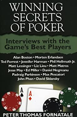 Winning Secrets of Poker: Poker Insights from Professional Players 9781932910933