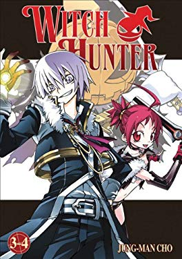 Witch Hunter Vol. 3-4 9781935934981