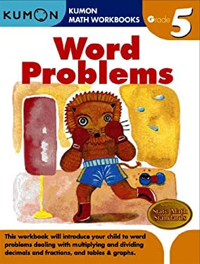 Word Problems, Grade 5 9781934968383