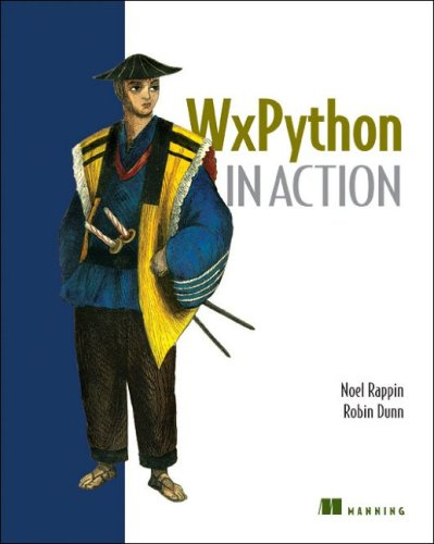 Wxpython in Action 9781932394627