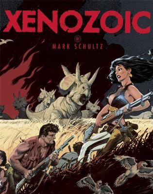 Xenozoic 9781933865317