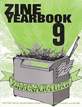 Zine Yearbook 9 9781934620076
