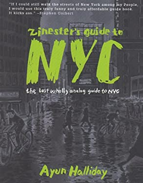 Zinester's Guide to NYC 9781934620465