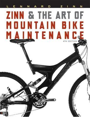 Zinn & the Art of Mountain Bike Maintenance 9781931382595