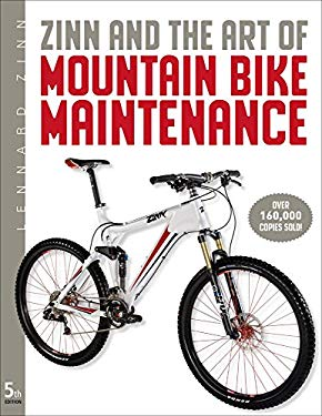 Zinn and the Art of Mountain Bike Maintenance 9781934030592