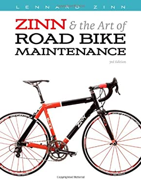 Zinn & the Art of Road Bike Maintenance 9781934030424
