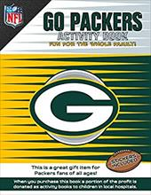 Go Packers Activity Book (NFL Activity Book) 23510858