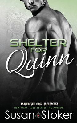 Shelter for Quinn (Badge of Honor: Texas Heroes) as book, audiobook or ebook.