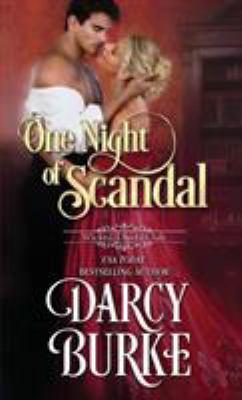 One Night of Scandal (Wicked Dukes Club)