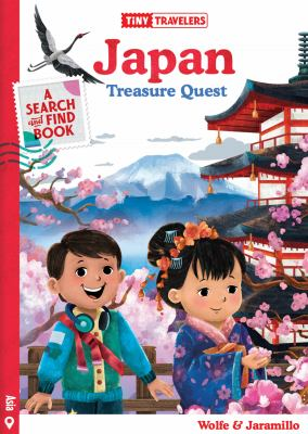 Tiny Travelers Japan Treasure Quest