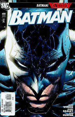 Batman: Reborn #688