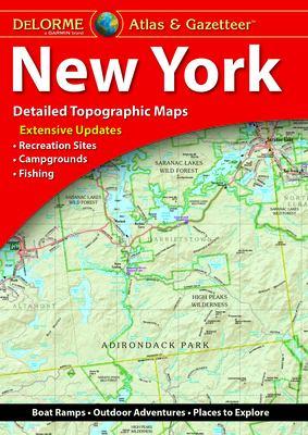 DeLorme® New York Atlas & Gazetteer