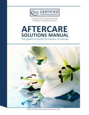 Aftercare Solutions Manual
