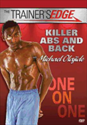 Trainer's Edge: Killer ABS & Back with Michael Olajide