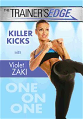 Trainer's Edge: Killer Kicks with Violet Zaki