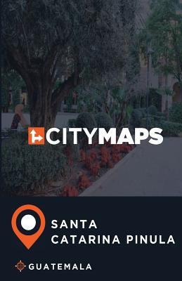 City Maps Santa Catarina Pinula Guatemala