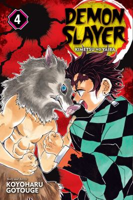 Demon Slayer: Kimetsu no Yaiba, Vol. 4