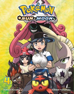 Pokmon: Sun & Moon, Vol. 4 (Pokemon)