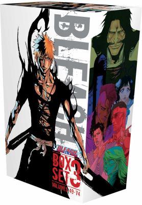 Bleach Box Set 3: Includes vols. 49-74 with premium (Bleach Box Sets)