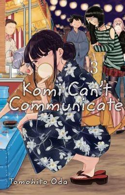 Komi Can't Communicate, Vol. 3 (3)