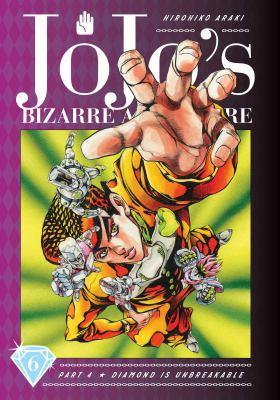 JoJos Bizarre Adventure: Part 4--Diamond Is Unbreakable, Vol. 6 (6)